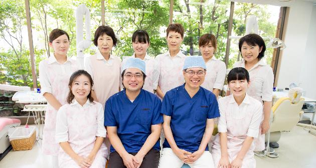 八潮にあるなかつか歯科医院のスタッフ紹介のイメージ
