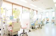 八潮駅にあるなかつか歯科の診療室1
