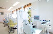 八潮にあるなかつか歯科の診療室2